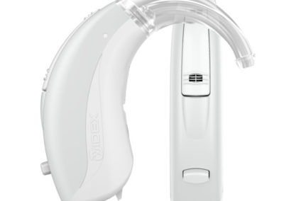 Widex-EVOKE-FM-Double-Pearl-white-White-With-hook-Hearing-aid-With-shadow
